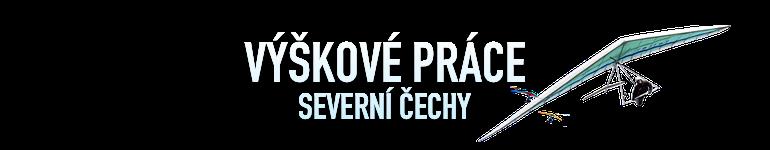 Výškové práce – Severní Čechy